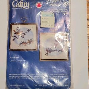 Cathy Needlecraft kit.
